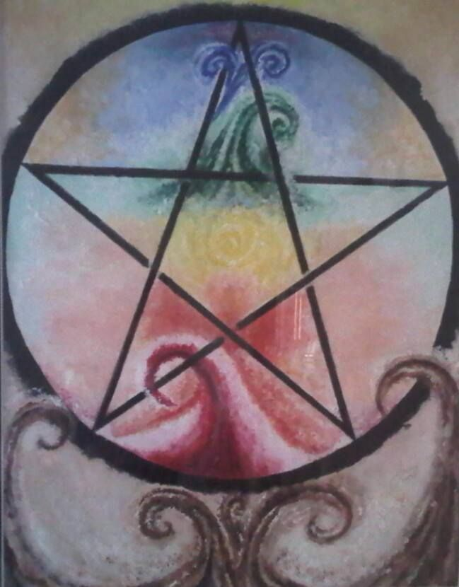 The pentagram by EtherealLink.deviantart.com on @deviantART