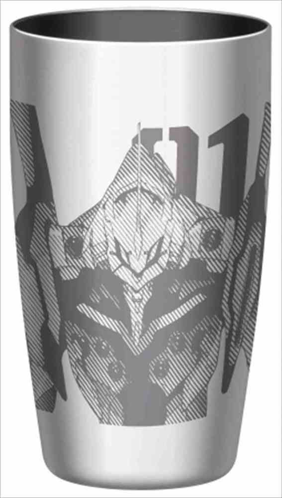 Evangelion Original Tumbler Cup Unit01 Metal Processing Kagome 500 Limited F/S #Kagome