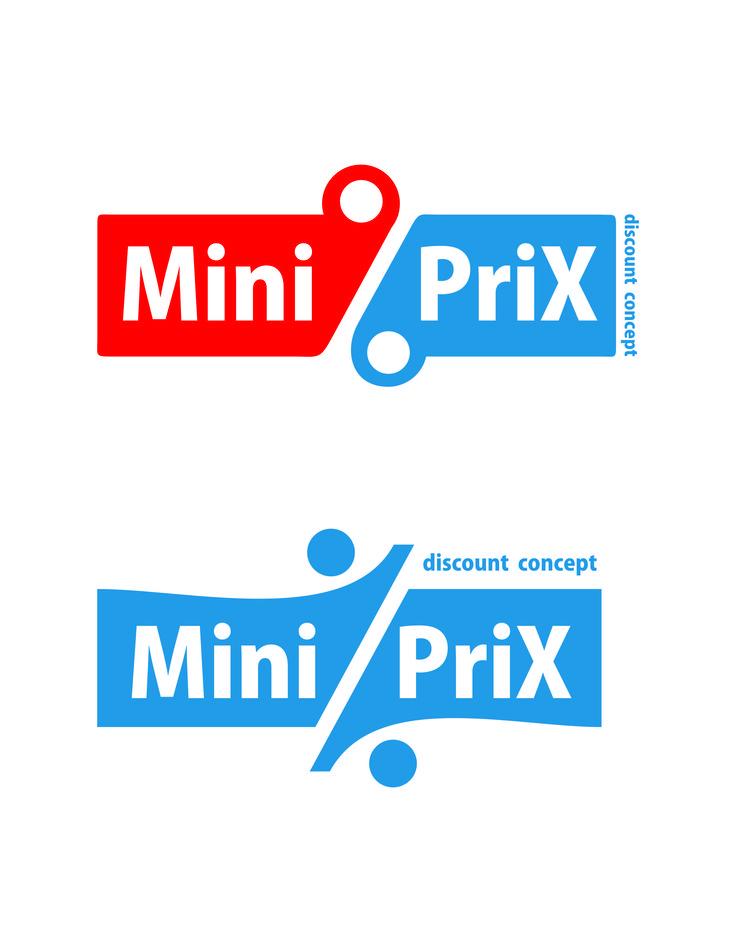 logo for Mini Prix by Victor Calomfir