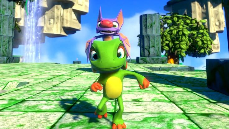 YookaLaylee's Coming To Console Games, Xbox one games