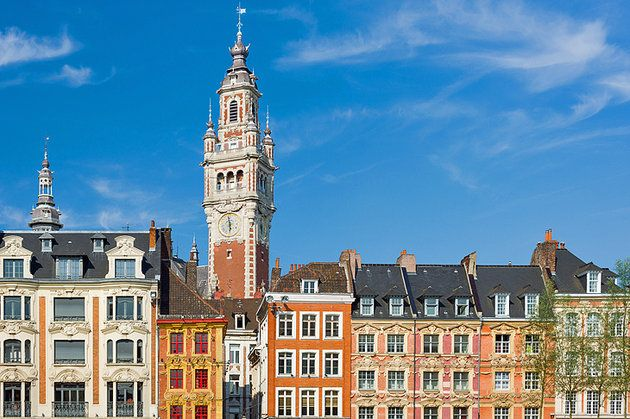 10 Top-Rated Tourist Attractions in Nord-Pas-de-Calais | PlanetWare
