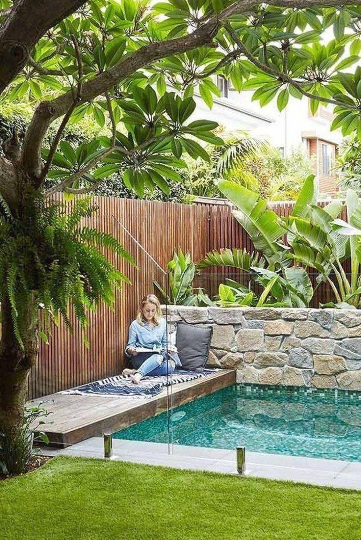 Tropical Garden Ideas Gartendeko Gartendesign Gartenideen Backyard Landscaping Designs Small Pool Design Beautiful Home Gardens