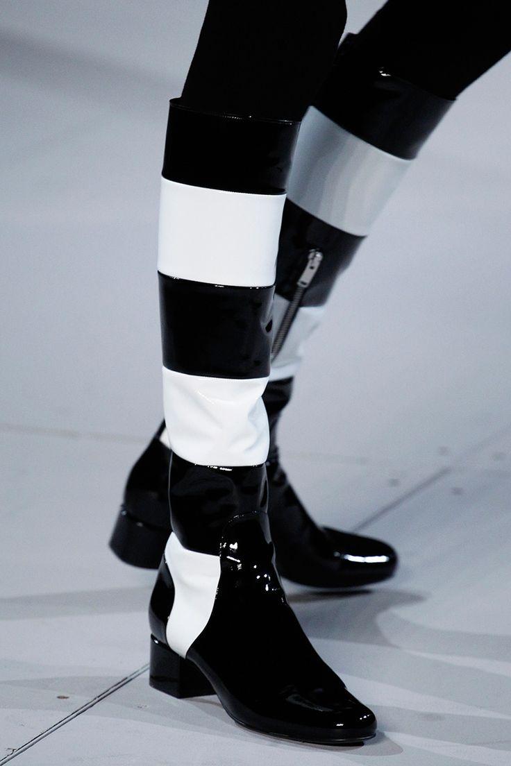 Vogue Daily — Saint Laurent boots