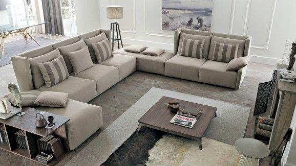 CLUB corner sofa