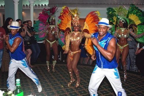 Бразильские костюмы мужские