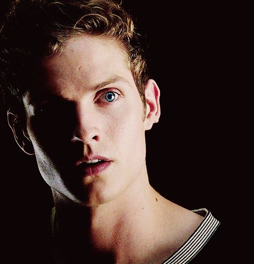 gifs[2] Teen Wolf isaac lahey daniel sharman look at that face ugh twedit tvshows[2] have you accepted isaac lahey as your lord and savior