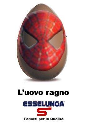 Uovo Ragno