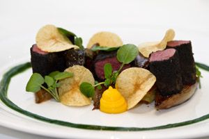 Meat dish from Tony Fleming, One Aldwych