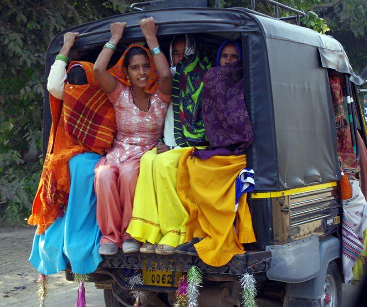 Le donne del Rajasthan