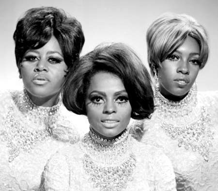 The Supremes In 1960 The Afro The 1970s Angela Davis Was The