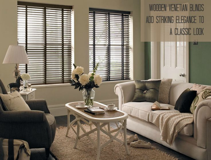 3 ways with window blinds