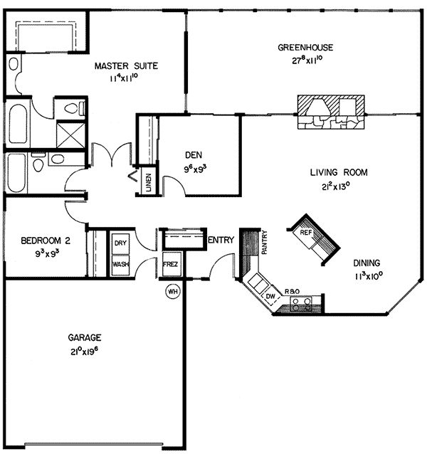The 117 best home plansideas images on pinterest house floor amersham modern home malvernweather Image collections