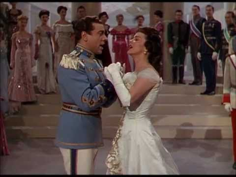 """Mario Lanza & Kathryn Grayson 1949 - I was 12 years old when I saw """"The Midnight Kiss"""" and joined the Mario Lanza fan club."""