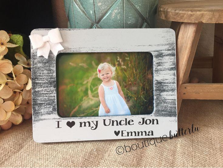 86 best Aunt & Uncle Frames images on Pinterest