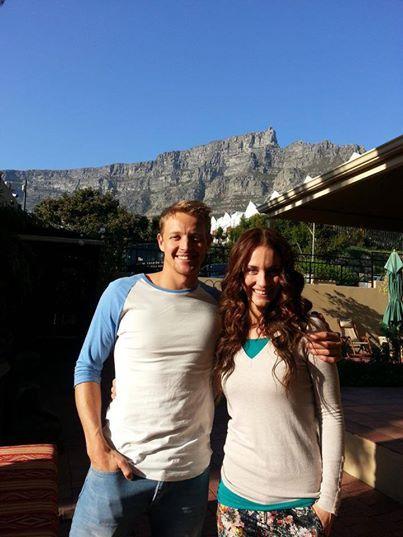 Danksy LekkeSlaap.co.za kon die Pad Na Jou Hart-span LekkeSlaap by Rosedene Gastehuis in Kaapstad!