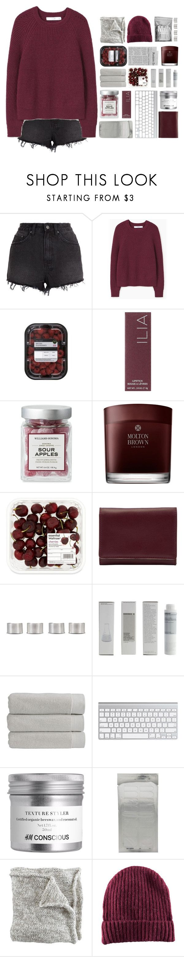 """OFFICIAL GROUP ACCOUNT!"" by stardus-t ❤ liked on Polyvore featuring Ksubi, Ilia, Molton Brown, John Lewis, Maison Margiela, Korres, Christy, H&M and MILK MAKEUP"