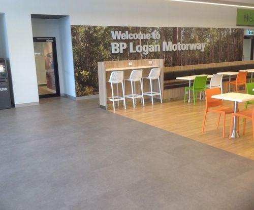 BP Logan Motorway » Polyflor