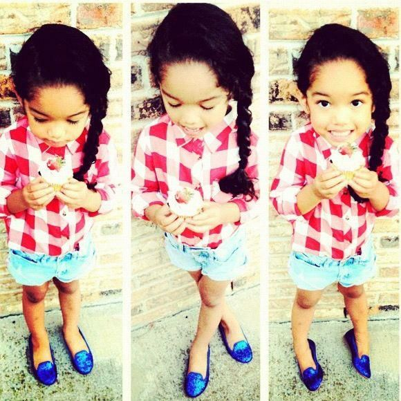 Love it allFashion Kids, Shoes Blue, Red Shoes, Kids Fashion, Blue Shoes, Baby Girls, Future Kids, Adorable Baby, Braids Red
