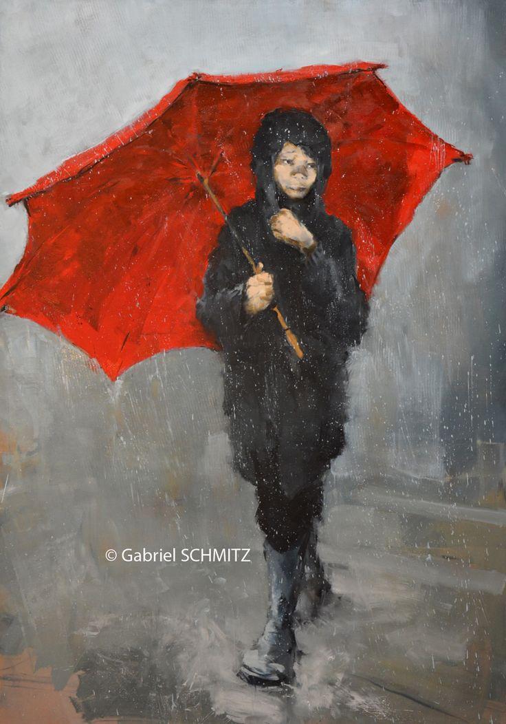 Les 25 meilleures id es concernant parapluie rouge sur for Les differents gris en peinture