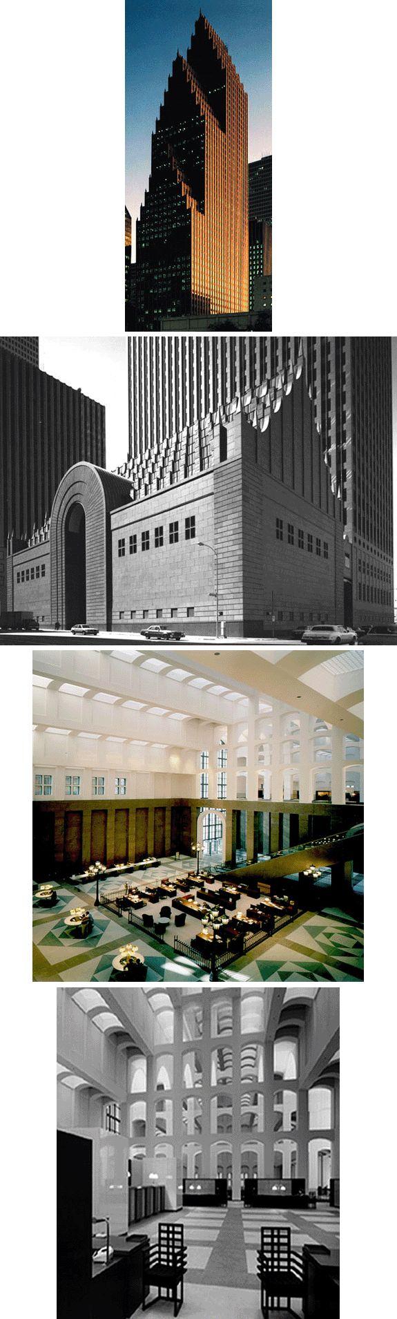 Национальный банк Америки (Nations Bank), Даллас, Техас, США (1987 г.)