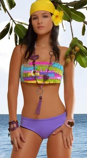 Bikinis y Trikinis colombianos, Vestidos de Baño para mujer, Ropa para la playa y Bañadores, Trajes de baño - Productos de Colombia - Colombian Swimwear & Swimsuits Online store