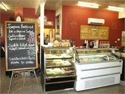 Angies Cafe located at the Kalbarri Arcade