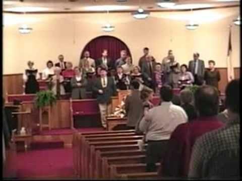"""""""Old Rugged Cross"""" Mount Carmel Baptist Church Choir, Fort Payne Alabama - YouTube"""