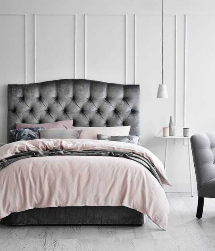 The 25+ best Chambre a coucher blanche ideas on Pinterest | Deco ...