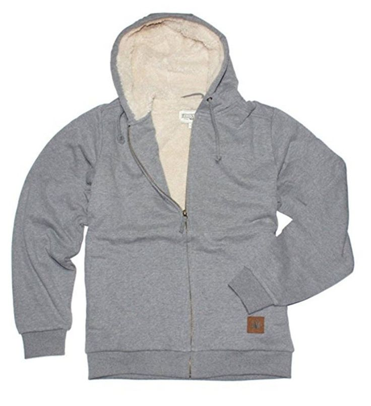 Field & Stream Men's Size X-Large Quilted Sherpa Hoodie