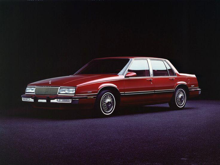 Buick LeSabre Sedan '1990–91