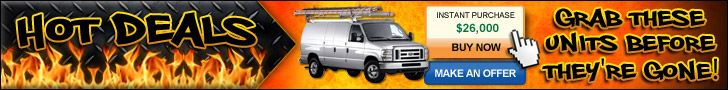 Used Cargo Van, Cargo Van For Sale - Commercialtrucktrader.com