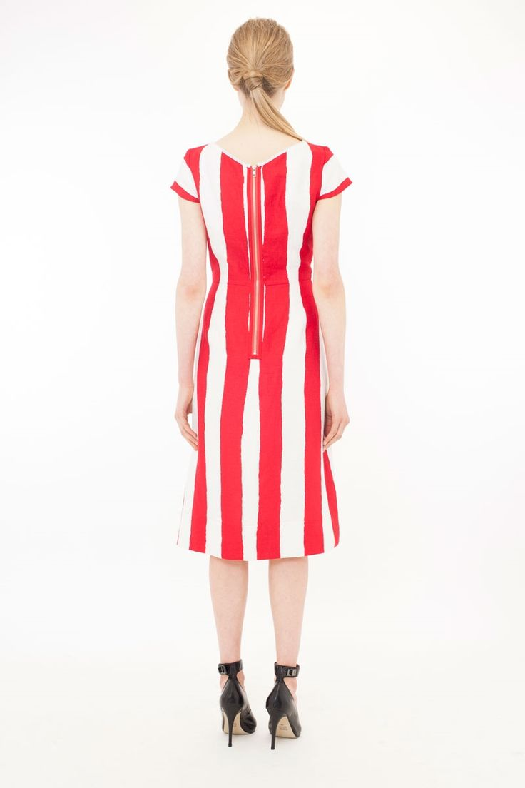 AWNING GLORY DRESS - MARQUEE TCSPRING2014 : Trelise Cooper-Dresses : Trelise Cooper Online