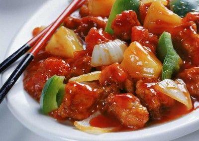 Мясо в кисло сладком соусе. Несколько рецептов приготовления оригинального блюда – свинины или говядины под кисло – сладким соусом. » Рецепты вкусных блюд, как приготовить суп, борщ, салат, закуски, напиток. Вкусная еда и напитки.