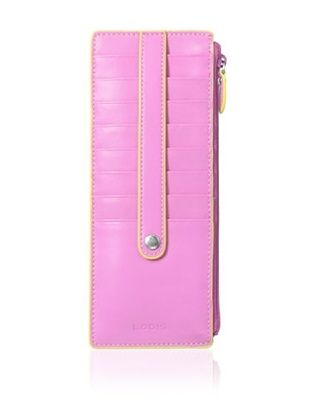 50% OFF LODIS Women's Audrey Credit Card Case, Hibiscus