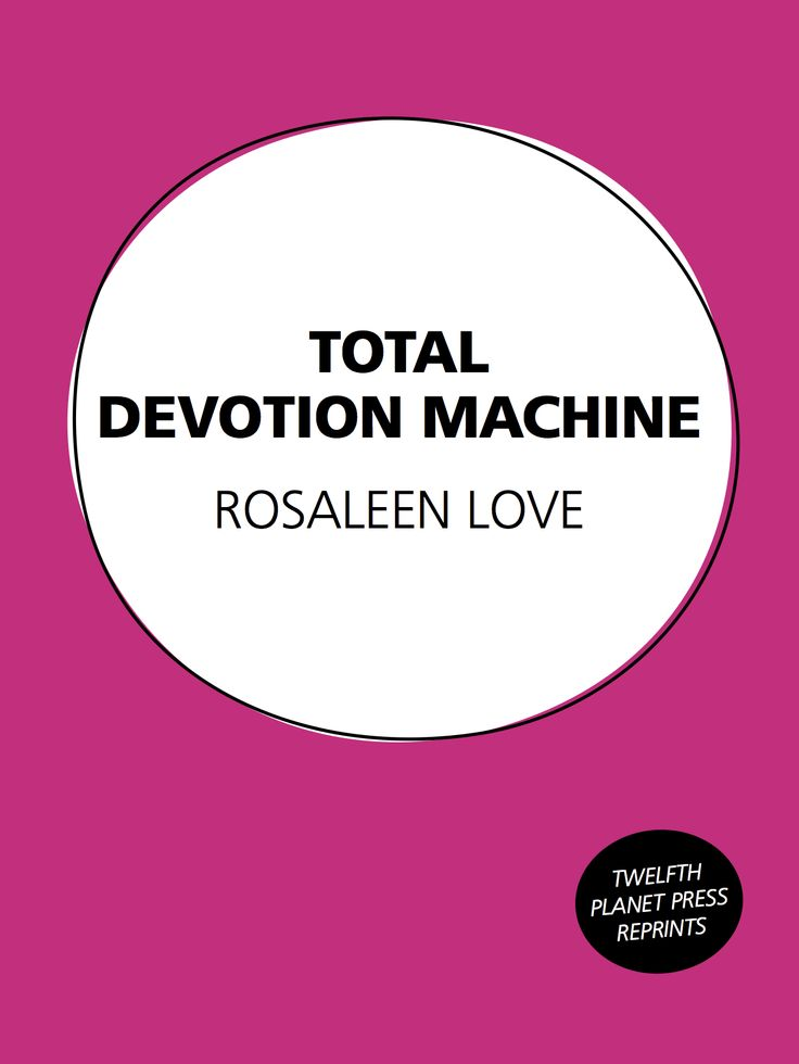 The first of our new Classic Reprints ebooks line which brings back into print titles we believe deserve fresh life. This landmark collection was the first by an Australian female writer to be published overseas. - See more at: http://www.twelfthplanetpress.com/products/ebooks/total-devotion-machine