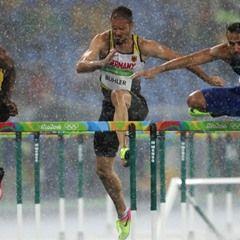 2016 Rio Olympics -  Men's 110m Hurdles