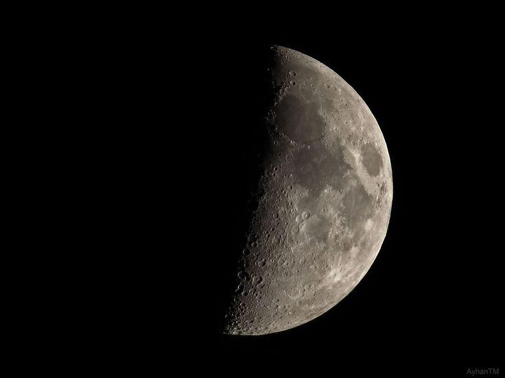 Moon by ayhan turan menekay