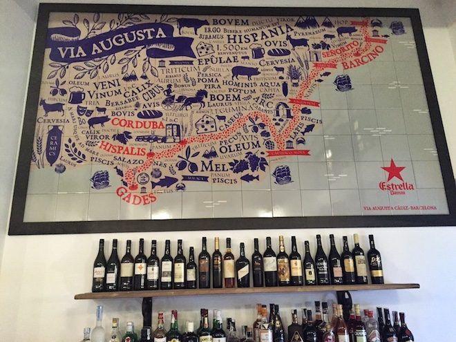 restaurantes andaluces n bcn