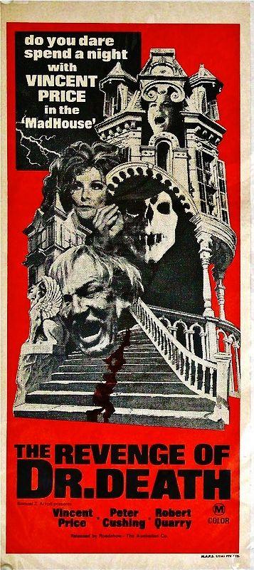 "The Revenge of Dr.Death aka ""Madhouse"" (1974)"