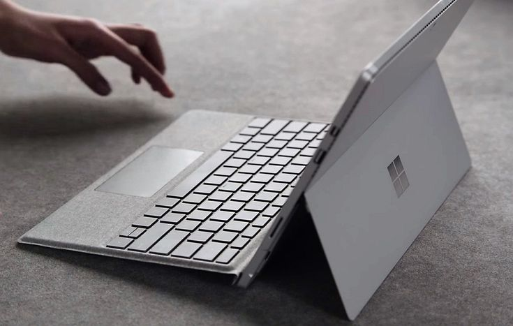 Surface Pro 4 has new Type Cover made of luxurious Alcantara fabric