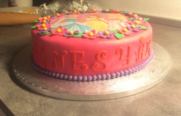Princess cake...