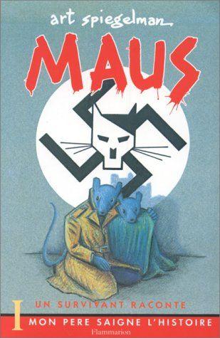 Maus : un survivant raconte / Art Spiegelman ; traduit de l'anglais par Judith Ertel ; lettrage d'Anne Delobel