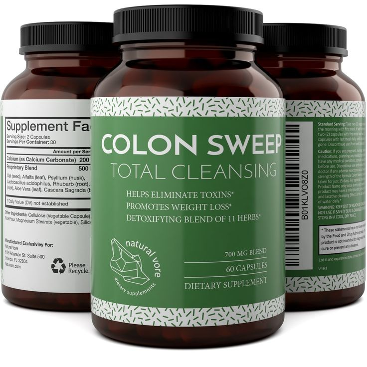 how to clean out my colon naturally