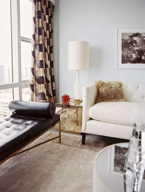 obsessed with neutral glam #Lonny: Wall Colors, Lonni Magazines, Living Rooms, Bedrooms Haven, Interiors Design, Michele Adam, End Tables, Window Treatments, Interiordesign