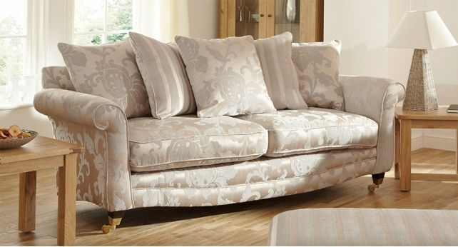 Vienna 4 Seater Sofa Scatter Back Scs Sofas House