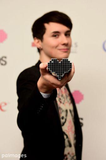 What are you doing with my heart Dan Howell?