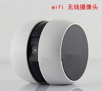 124.00$  Buy now - http://alivur.worldwells.pw/go.php?t=32651680596 - New wireless surveillance camera phone WIFI camera iPhone baby monitor