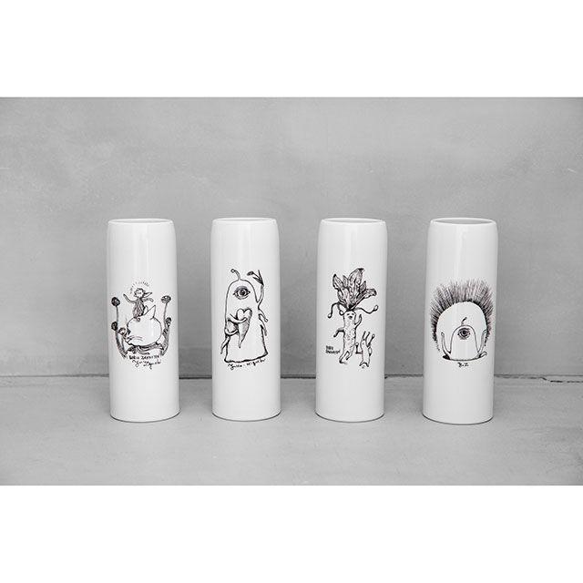 九谷焼 フラワーベース 花瓶 フラワーベース 花瓶 ベース