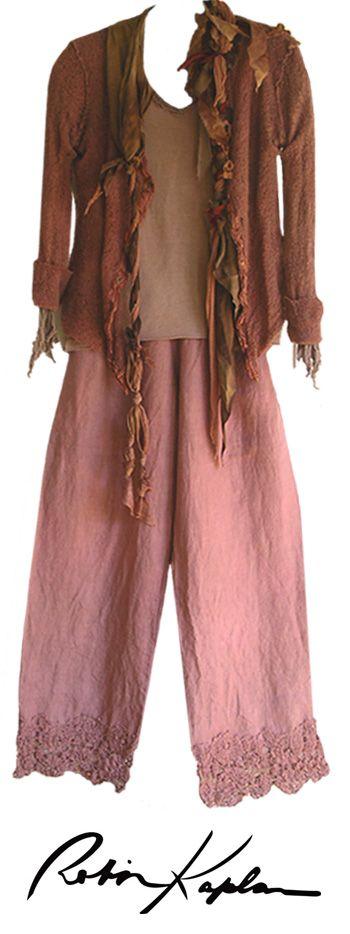 Ragged scarf <3  Kati Koos ~ May 2009 Newsletter