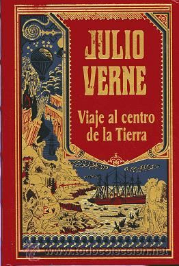 Viaje al centro de la tierra. Julio Verne